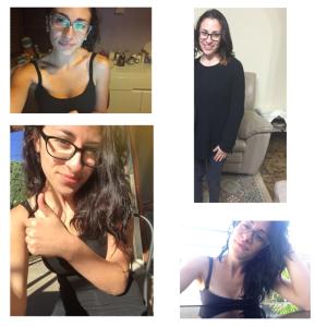 Top Left: April 2015 Bottom Left: June 2015 Top Right: Jan 2015 Bottom Right: Dec 2014